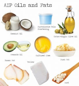 types of paleo-friendly fats