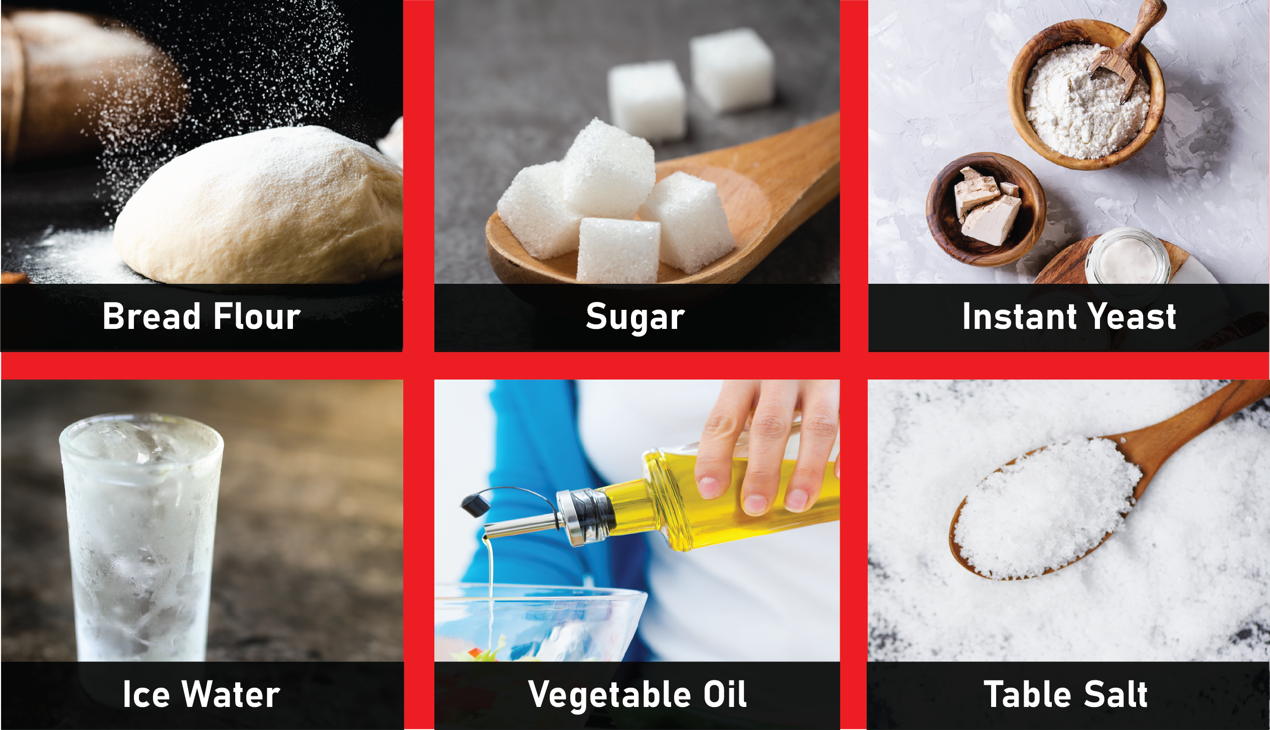 Dough Ingredients