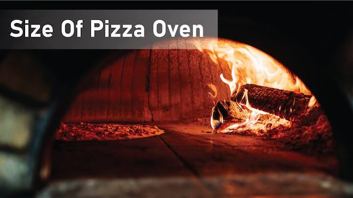 different oven sizes
