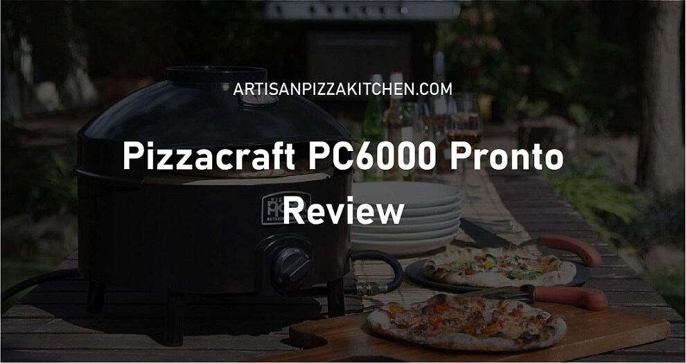 Pizzacraft PC6000 Pronto Review