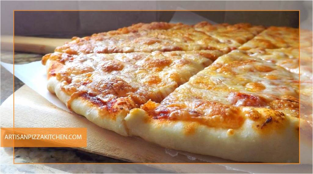 No Yeast pizza dough recipe