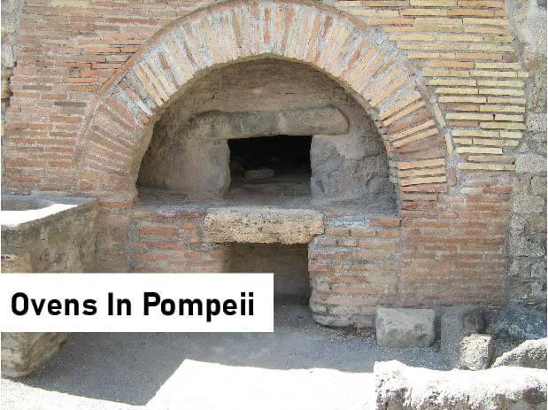 ovens in pompeii